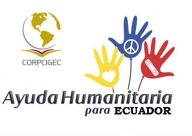 Ayuda Humanitaria al Ecuador