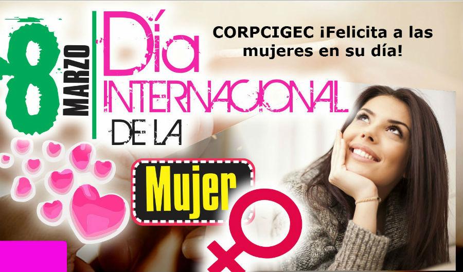 08 de marzo del día internacional de la mujer